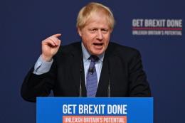 Thủ tướng Anh công bố các thành viên nội các chính phủ mới