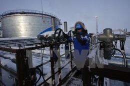 Giá dầu chạm mức cao nhất trong ba tháng