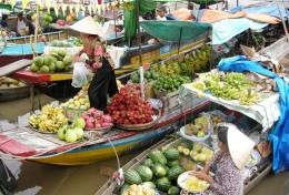 Khai mạc Tuần lễ giới thiệu đặc sản an toàn vùng Đồng bằng sông Cửu Long