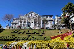Festival Hoa Đà Lạt: Khai mạc Không gian hoa hồ Xuân Hương