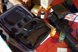 Quảng Bình tạm giữ 2 đối tượng tàng trữ ma túy trên xe ô tô