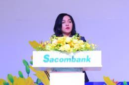 Sacombank dự kiến lãi vượt kế hoạch 20%
