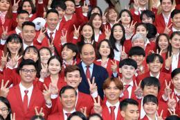 Thủ tướng Nguyễn Xuân Phúc: Thể thao Việt Nam mang lại niềm tự hào cho đất nước