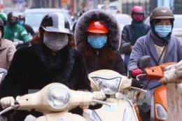 Dự báo thời tiết ngày mùng 4 Tết: Bắc Bộ và Bắc Trung Bộ có nơi rét đậm