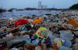 98% các dòng sông ở Indonesia bị ô nhiễm