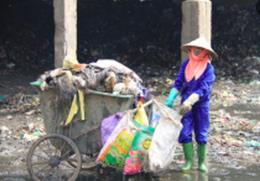 Phú Thọ: Ô nhiễm môi trường trầm trọng vì rác thải tồn ứ