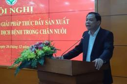 Bộ trưởng Nguyễn Xuân Cường: Doanh nghiệp chăn nuôi lớn là hạt nhân dẫn dắt thị trường