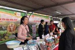 Tuần lễ hàng nông sản Yên Bái tại Hà Nội
