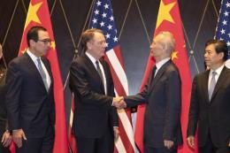 Trung Quốc chủ động giải quyết bất đồng thương mại với Mỹ