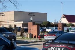 Xả súng tại nhà thờ ở Texas (Mỹ) làm ít nhất 2 người thiệt mạng