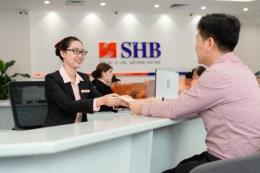 SHB sẽ chia cổ tức bằng cổ phiếu với tỷ lệ 20,9%