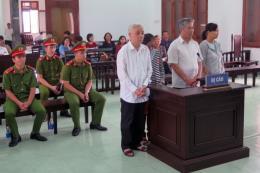 Tham ô tài sản, nguyên lãnh đạo và cán bộ Tòa án nhân dân tỉnh Phú Yên lĩnh án tù
