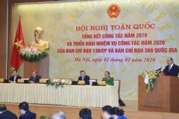 Thủ tướng chỉ đạo đẩy mạnh chống buôn lậu, gian lận thương mại