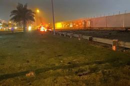 Thị trường chứng khoán chao đảo sau vụ không kích sân bay Baghdad