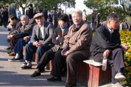Người cao tuổi Trung Quốc ngày càng cảm thấy cô đơn
