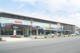 Ra mắt Toyota Phú Thọ