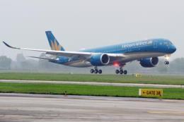 Một hành khách Hàn Quốc đột tử trên máy bay Vietnam Airlines