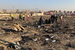 Iran thừa nhận 'vô tình' bắn rơi máy bay chở khách Ukraine