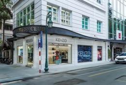 KENZO chào đón cửa hàng mới tại địa điểm đẹp bậc nhất Hà Nội