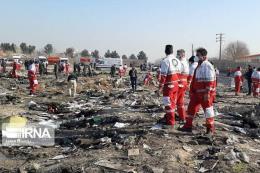 Iran hoan nghênh hợp tác quốc tế làm rõ vụ tai nạn máy bay chở khách của Ukraine