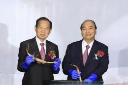 Thủ tướng Nguyễn Xuân Phúc dự giao lưu văn hóa, kinh tế Việt – Nhật