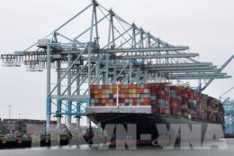 Thặng dư thương mại Trung Quốc - Mỹ giảm trong năm 2019