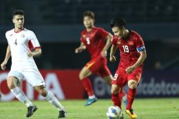 Link xem trực tiếp bóng đá hôm nay U23 Việt Nam - U23 Triều Tiên