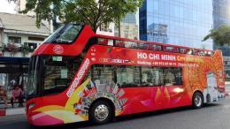 Trải nghiệm tuyến xe buýt tham quan Tp. Hồ Chí Minh