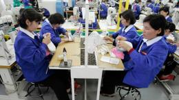 Mỹ trừng phạt công ty Triều Tiên liên quan xuất khẩu lao động