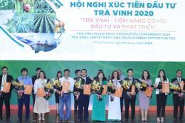 Hơn 200.000 tỷ đồng vốn đầu tư được ký kết tại Hội nghị xúc tiến đầu tư tỉnh Trà Vinh 