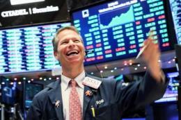Cổ phiếu công nghệ ghi nhận mức tăng mạnh trên thị trường Phố Wall
