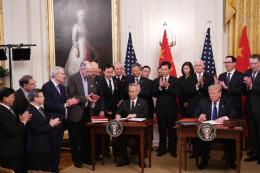 Bắt đầu thảo luận về thỏa thuận thương mại Mỹ-Trung