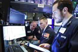 Chứng khoán Mỹ phục hồi nhờ cổ phiếu công nghệ
