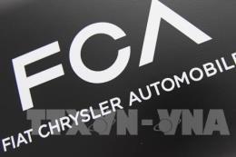 Fiat Chrysler và Foxconn bàn thảo về thành lập liên doanh sản xuất ô tô điện