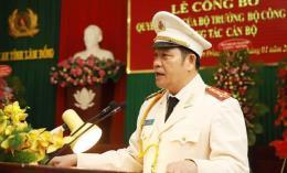 Đại tá Lê Vinh Quy được điều động làm Giám đốc Công an tỉnh Lâm Đồng