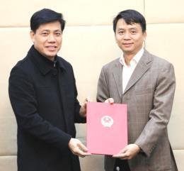Ban Quản lý dự án 2 – Bộ Giao thông Vận tải có lãnh đạo mới
