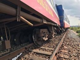 Đường sắt Bắc - Nam hoạt động bình thường trở lại sau sự cố tàu SE7