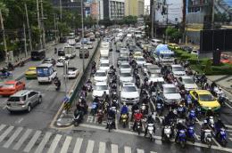 Thái Lan tiến tới cấm ô tô cá nhân nhằm giảm ô nhiễm không khí