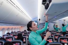 Vietnam Airlines thay đổi tiêu chuẩn dịch vụ để phòng ngừa dịch do nCoV