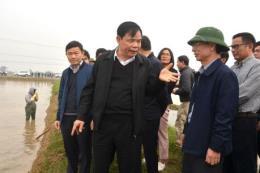 Nỗ lực đảm bảo đủ nước cho cấy lúa và phát điện mùa khô