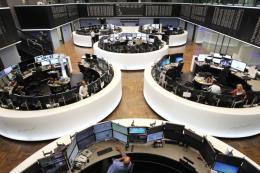 Thị trường chứng khoán châu Âu đồng loạt tăng điểm