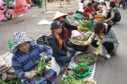 Những phiên chợ Tết có một không hai của người Việt
