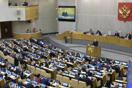 Duma quốc gia Nga nhất trí ủng hộ dự luật sửa đổi Hiến pháp trong lần đọc đầu tiên