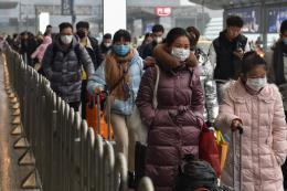 Trung Quốc cảnh báo virus corona lây lan ngày càng mạnh