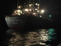 Tàu Sar 412 kịp thời cấp cứu thuyền viên tàu nước ngoài bị đột quỵ