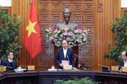 Thủ tướng chủ trì cuộc họp phòng, chống dịch bệnh do vi rút Corona