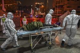 WHO: Lây nhiễm virus corona rất cao ở Trung Quốc và cao ở cấp toàn cầu