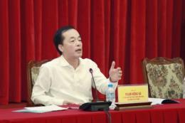 Bộ trưởng Phạm Hồng Hà: Hoàn thiện thể chế để tạo