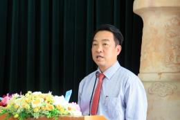 Đồng chí Lữ Quang Ngời giữ chức Phó Bí thư Tỉnh ủy Vĩnh Long