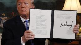 Mỹ áp đặt trừng phạt mới với Iran